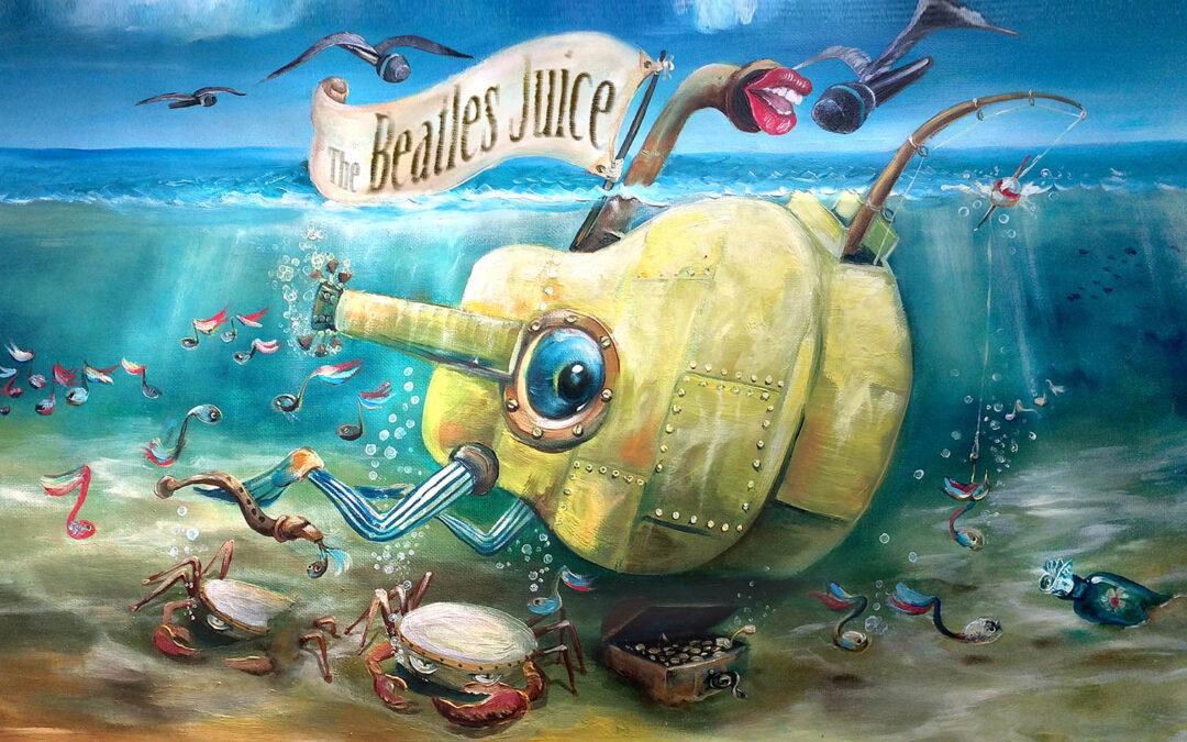 Koncert: The Beatles Juice / Unpluggers