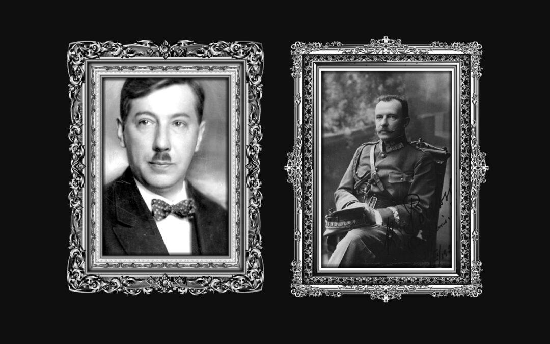Eugeniusz Kwiatkowski i Kazimierz Porębski – współtwórcy powstania portu w Gdyni